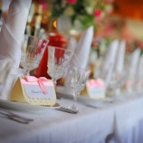 Декор свадебного зала – неиссякаемый полет фантазии