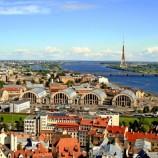 Латвия — страна янтаря и бальзама