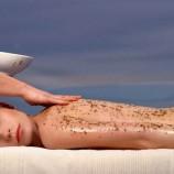 Морской песок — натуральный пилинг