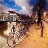 По Амстердаму на велосипеде: правила и маршруты