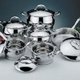 Как правильно выбрать посуду из нержавеющей стали