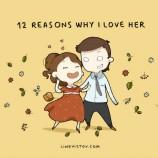 «12 причин, по которым я ее люблю»