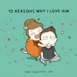 12 причин, по которым я его люблю
