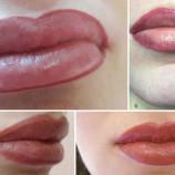 Нарисовали: 15 примеров неудачного татуажа губ