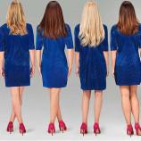 Девочка, девушка или  женщина?  Сможете угадать со спины  — кому сколько лет?