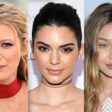 Антиконтуринг: звезды выбирают естественный макияж без ухищрений