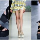 Модные женские летние сандалии не сезон весна-лето 2016