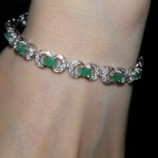 Как выбрать для себя серебряный браслет