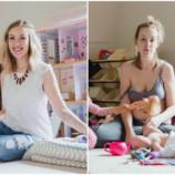 Мама показала в двух фотографиях, как выглядит послеродовая депрессия
