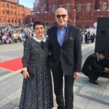 55-летняя жена Эммануила Виторгана прокомментировала новость о свой беременности