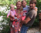 Алексей Ягудин и Татьяна Тотьмянина поделились семейными снимками с отдыха