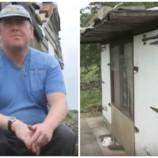 Мужчина поселился в собачьем вольере – и намерен сделать из него дом