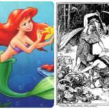 7 неожиданностей. Как на самом деле заканчивались страшные детские сказки