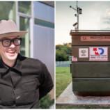 Профессор прожил год в мусорном ящике, и создал новый проект
