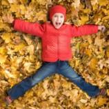 Как выбрать детскую куртку для осени?