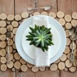 8 деревянных украшений для дома своими руками