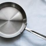 Как пользоваться сковородой из нержавейки, чтобы ничего не пригорало