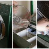 Белье плохо пахнет? Проблема в стиральной машине