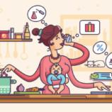 Девять пунктов плана, который выполняют суперорганизованные мамы (На самом деле нет)