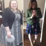 Как сбросить 45 кг всего за год? Реальная история похудения