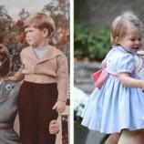 Как изменилось материнство – на примере разных поколений королевской семьи