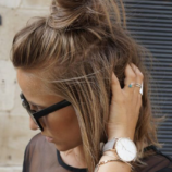 Как быстро уложить короткие волосы: 3 классных варианта