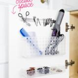 10 лучших идей для хранения в маленькой ванной