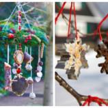 Декорации для зимы, птиц и себя, любимых