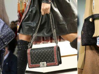 Модные сумки новых коллекций: от клатча до чемодана