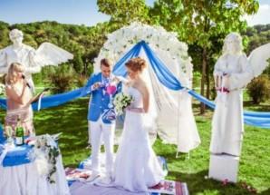 Что такое выездная церемония бракосочетания
