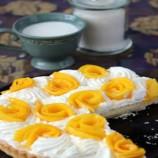 Торт с манго и кардамоном