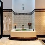 Удобная организация пространства ванных комнат