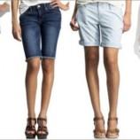 С чем носить шорты в разное время года